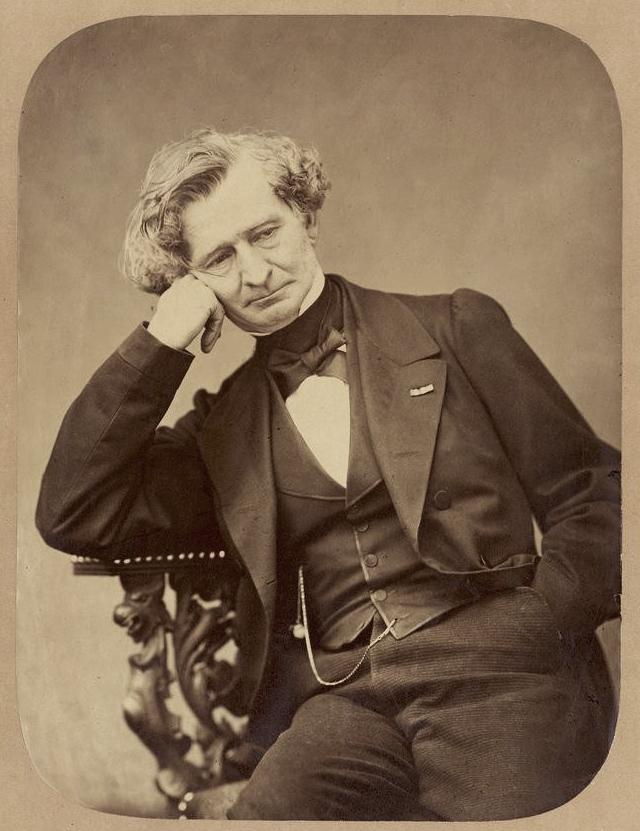 Hector Berlioz (1803-1869) |