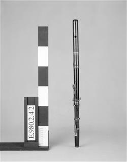 Flûte traversière   Frédéric-Guillaume Adler