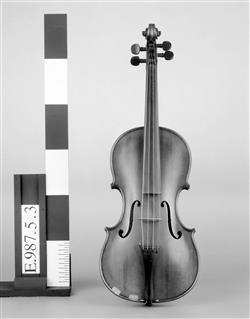 Violon | Charles Jean-Baptiste Collin-Mézin