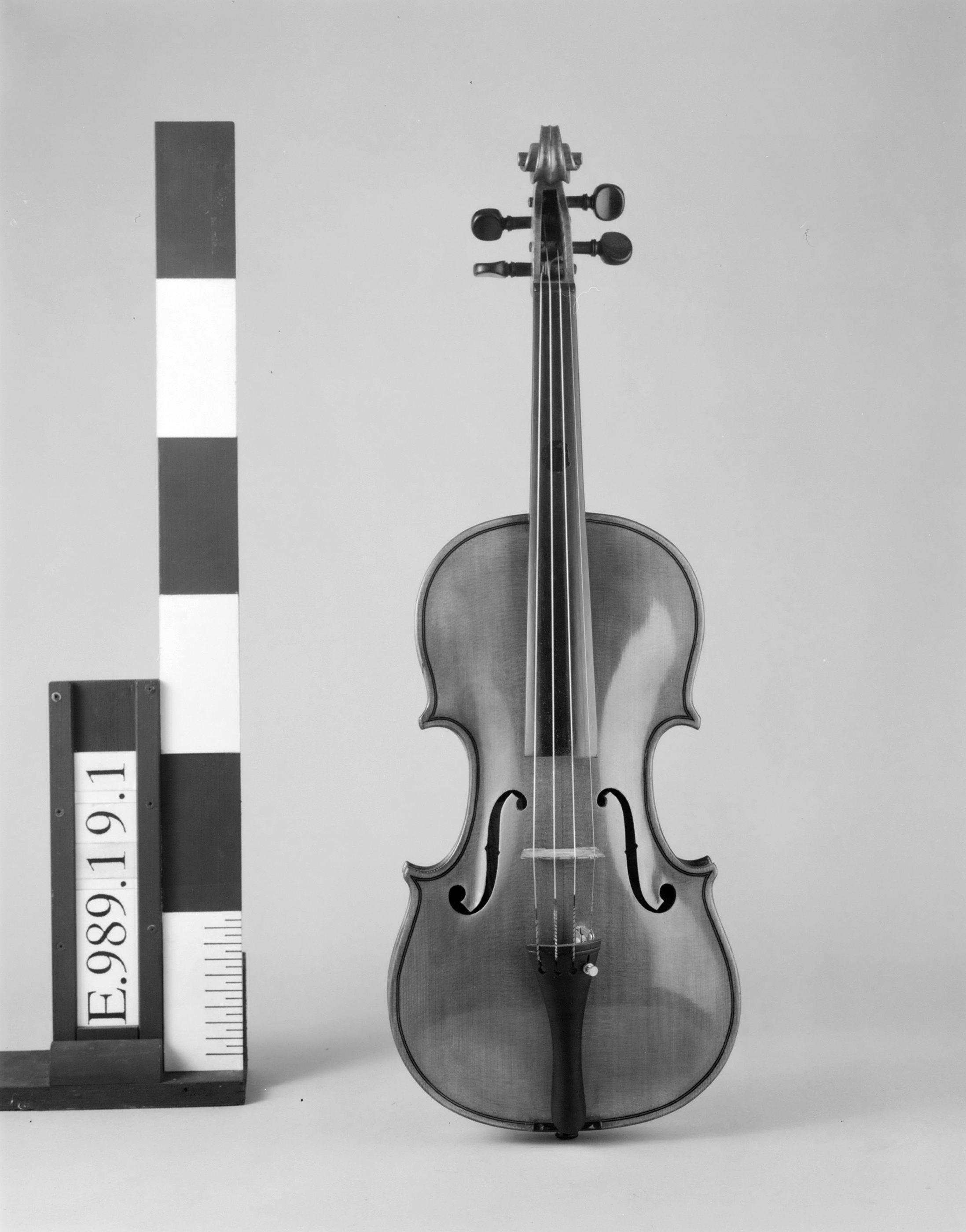 Violon | Jenny Bailly