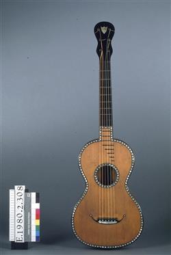 Guitare | Collin, Claude Hippolyte