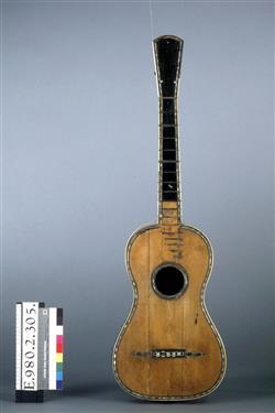 Guitare |  Pasquier