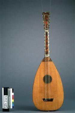 Luth (mandora) | Gregori Ferdinand Wenger