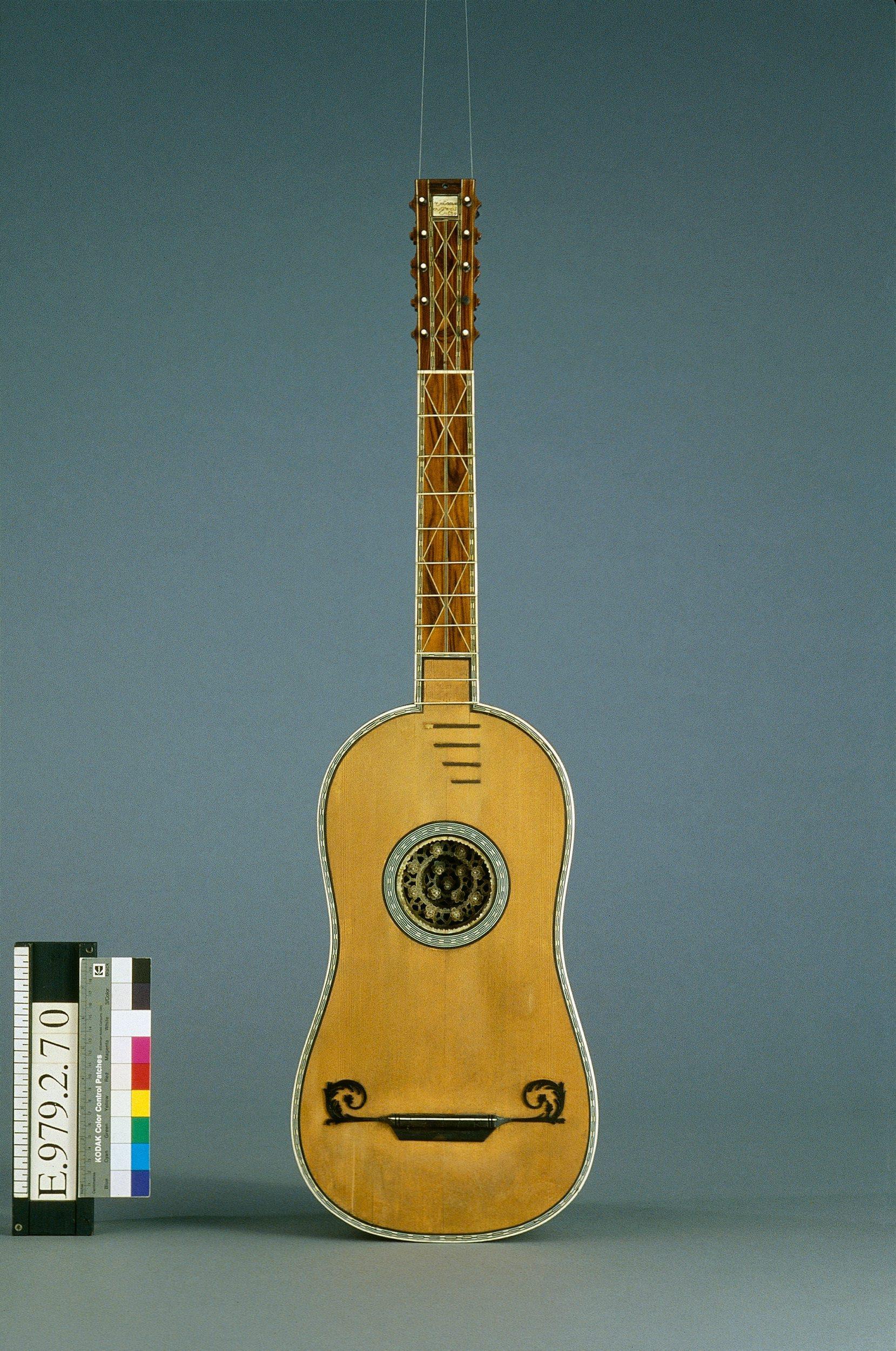 Guitare | Jean Voboam
