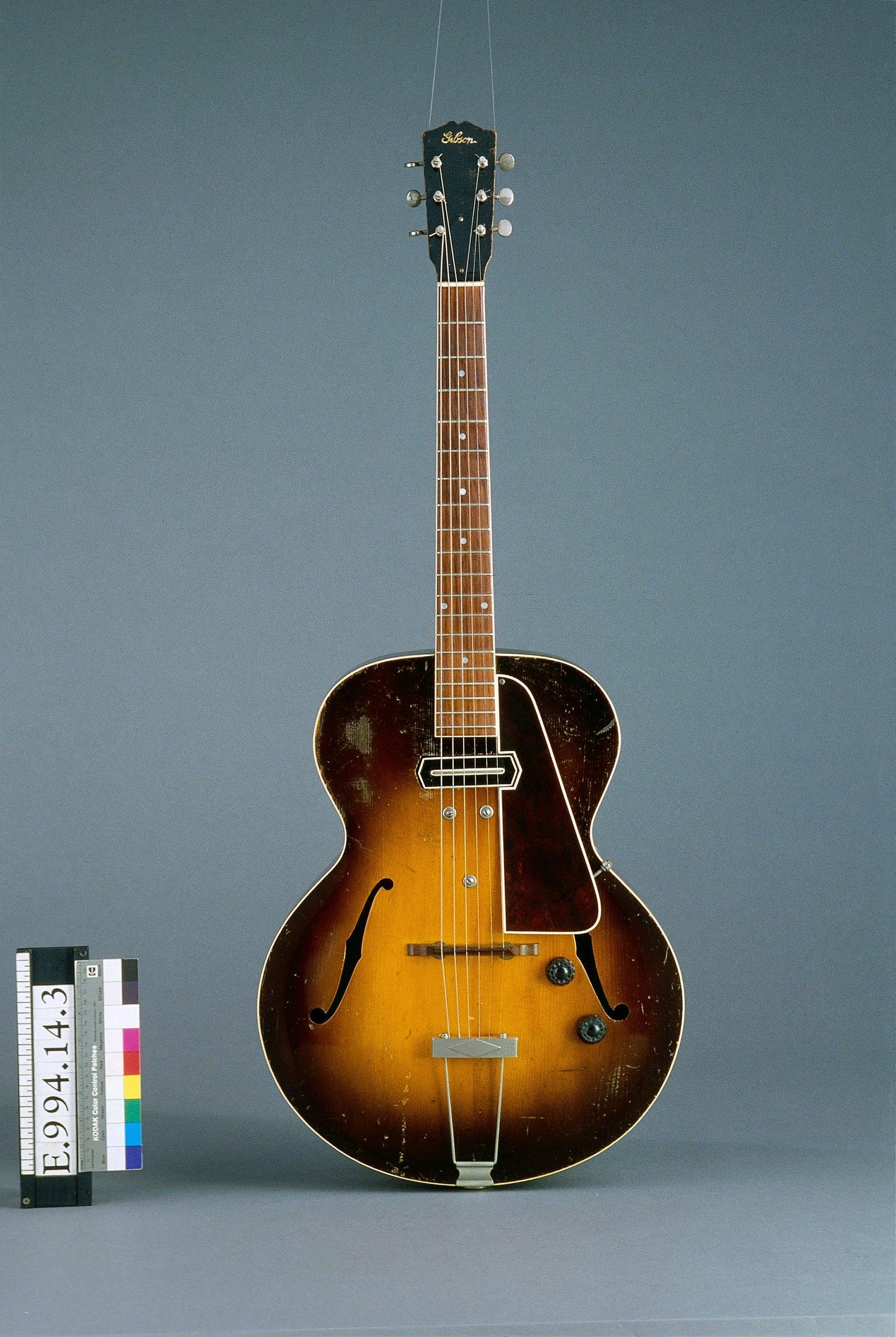 """Guitare électrique modèle ES-150 dit """"Charlie Christian""""   Gibson"""