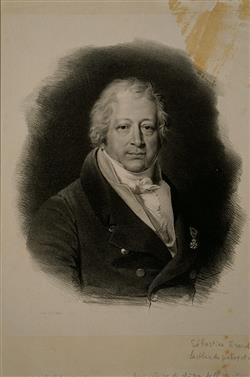 Portrait de Sébastien Erard (1752-1831)   Motte, Charles Etienne Pierre