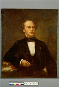 Portrait de Jacques-François Fromental Halevy (1799-1862)   Jean Roller