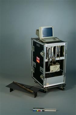 Station d'informatique musicale 4X | Institut de Recherche et Coordination Acoustique / Musique