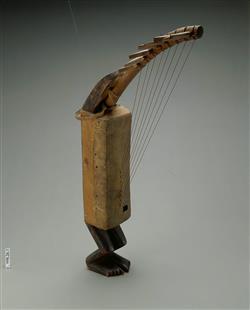 "Harpe ""ngombi""   Anonyme"