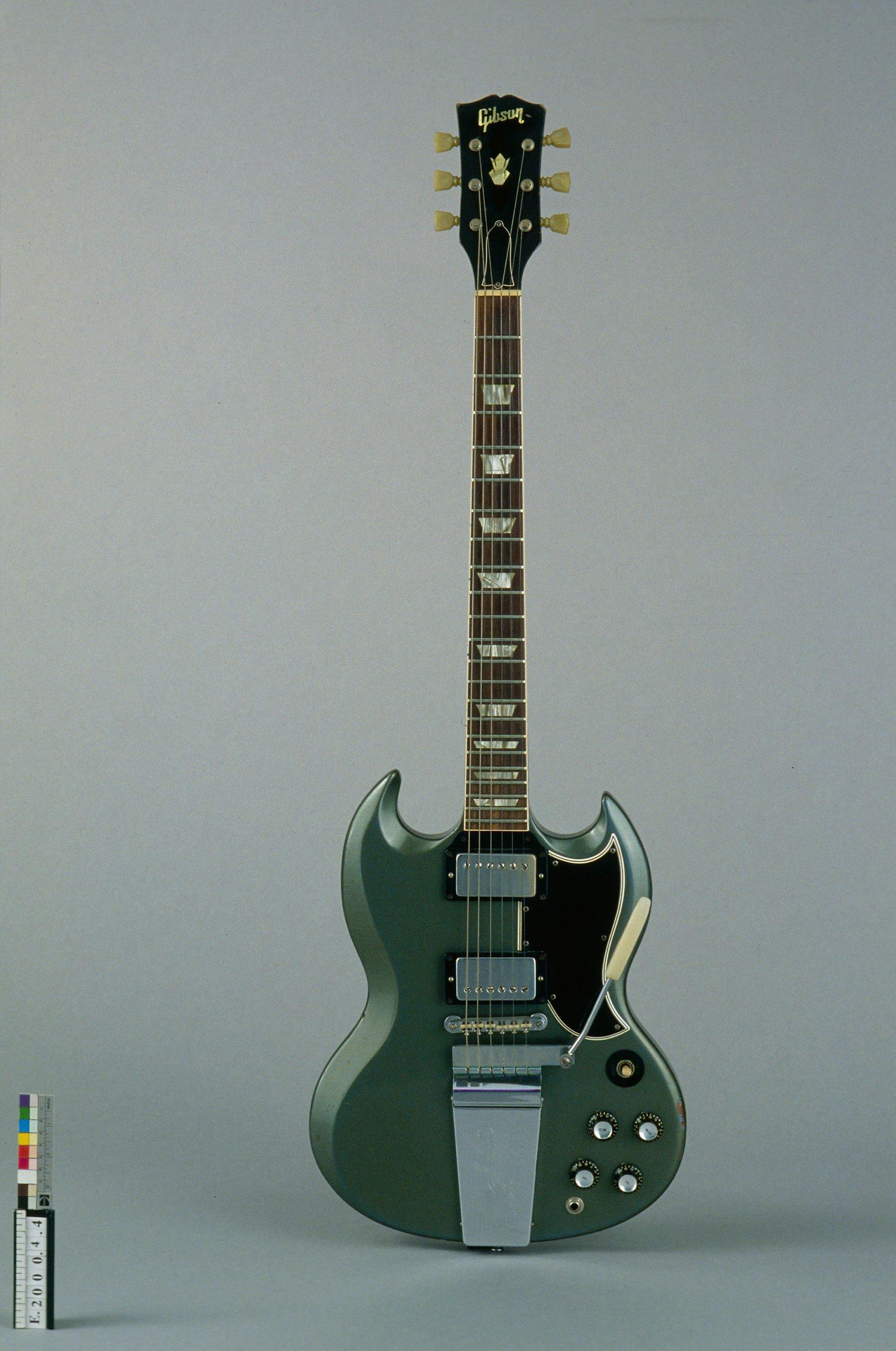 Guitare électrique modèle SG Standard   Gibson