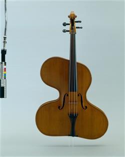 "Violon irrégulier ""violino harpa forma magna"" | Thomas Zach"