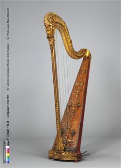 Harpe | Jean-Henri Naderman
