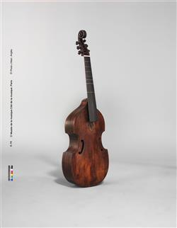 Basse de viole | Henry I Jaye