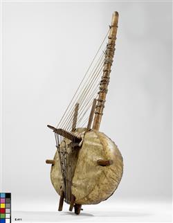 "Harpe-luth ""kasso"" (kora) | Anonyme"