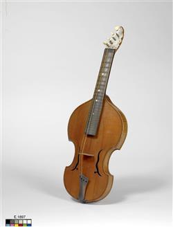 Violon-cithare | Jean-Baptiste Vuillaume
