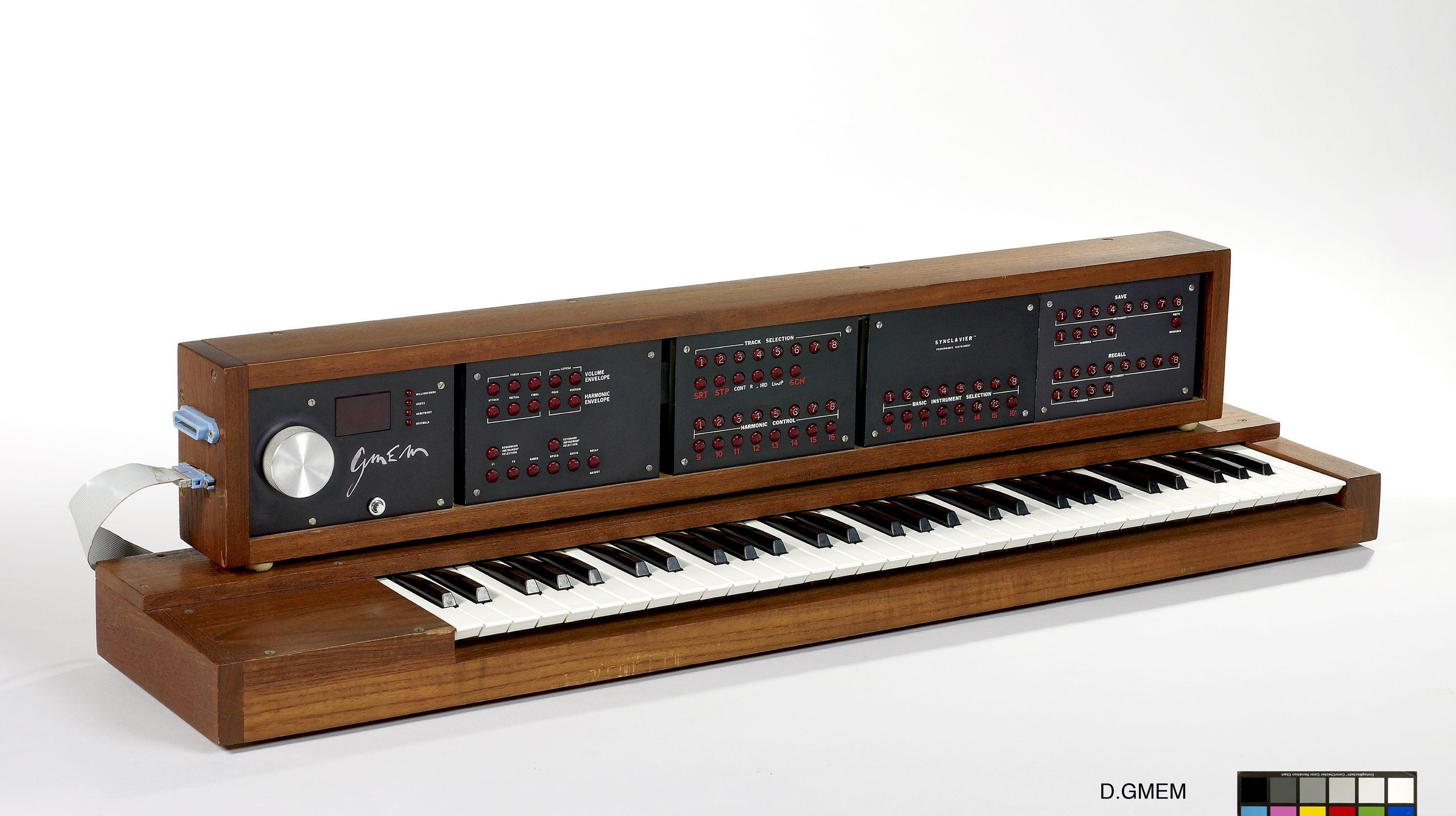 Synclavier | New England Digital Corporation