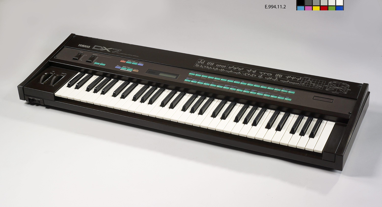 Synthétiseur DX 7 | Yamaha