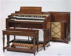 Orgue électronique modèle A | Hammond Clock Company