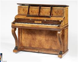 Piano droit | Maison Pleyel