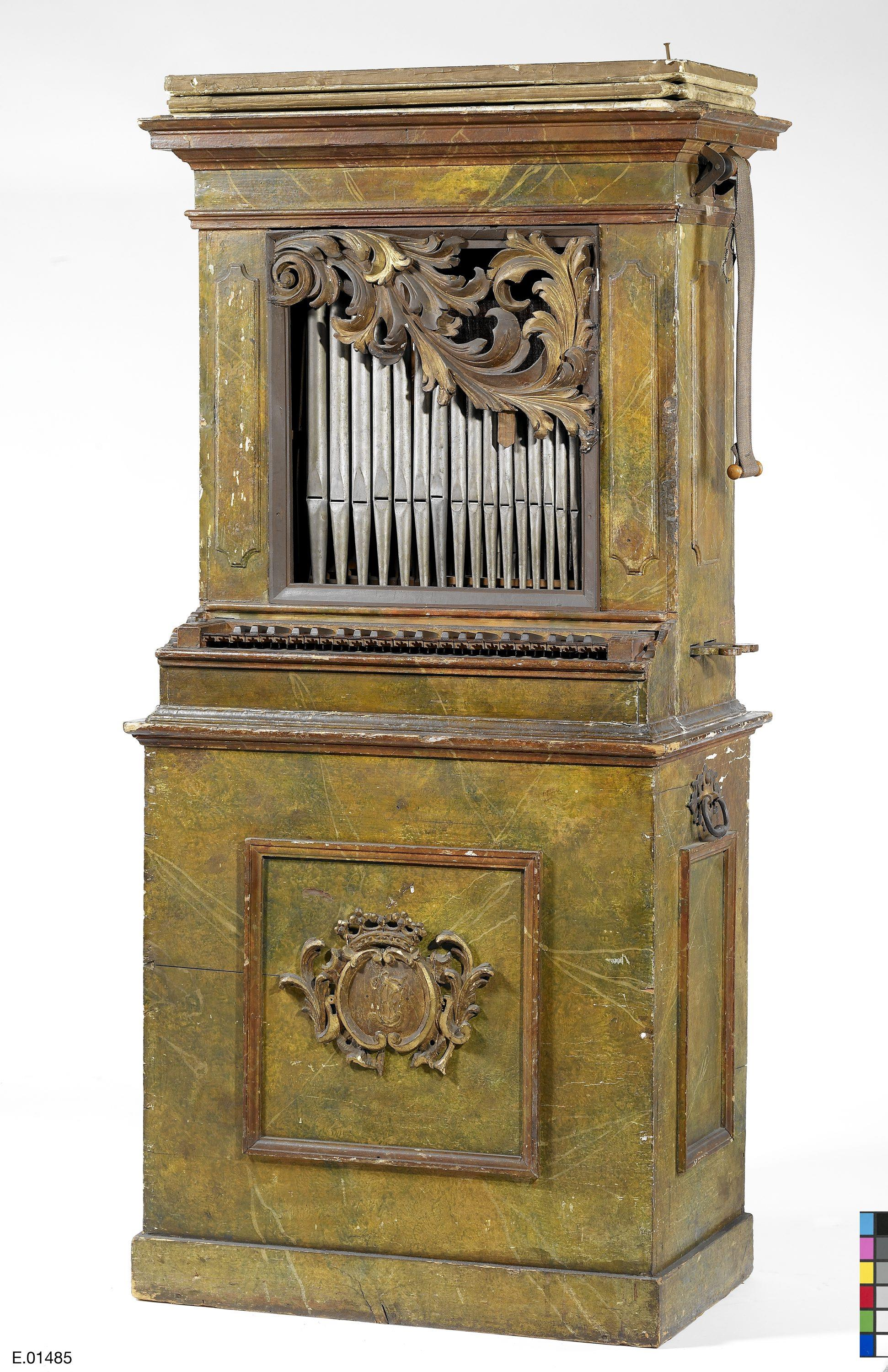 Orgue | Anonyme