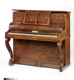 Piano droit   Maison Pleyel
