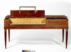 Piano carré |  Bressler