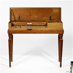 Piano carré | Anton Gabriel Walter