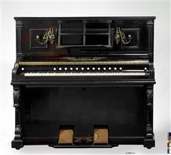 Piano-harmonium | Henri Klein