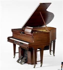 "Piano à queue pneumatique ""Pianola"" | Gaveau, Gabriel"