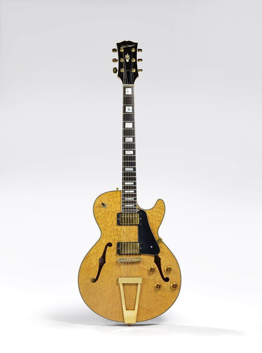 Guitare électrique modèle SM JJ   Jacobacci Frères