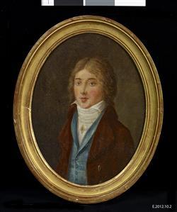 Portrait de Camille Pleyel (1788-1855) | Anonyme