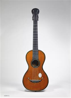 Guitare romantique   Mast, Laurent Blaise