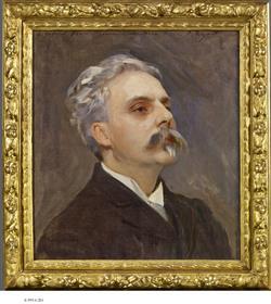 Portrait de Gabriel Fauré (1845-1924)   Sargent, John Singer