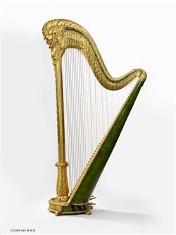 Harpe à double mouvement | Maison Erard