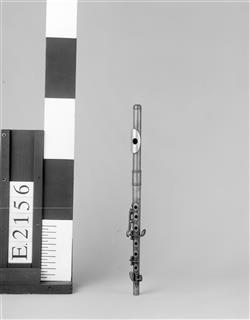 Flûte ottavino en mi b   Anonyme