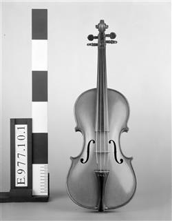 Violon   Albert Joseph Deblaye