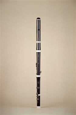 Flûte traversière en mi bémol | Clair aîné Godfroy