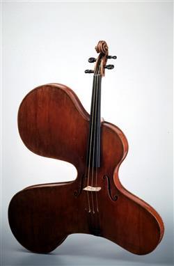 Violino Harpa Forma Maxima   Thomas Zach