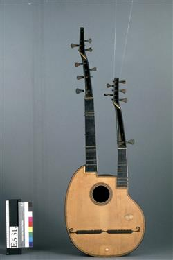 Guitare à double manche | Jean Gabriel Koliker