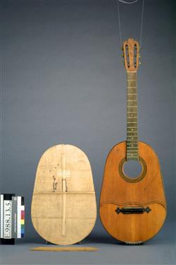 Guitare | Lucien Gelas