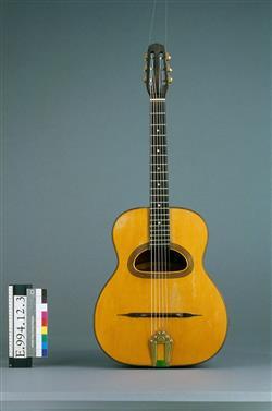 Guitare Jazz   Mario Maccaferri