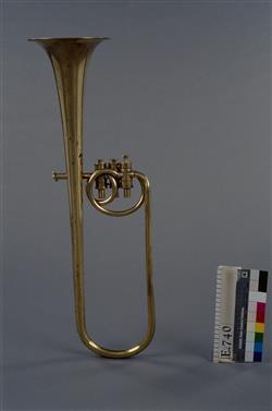Saxhorn contralto en si bémol | Adolphe Sax