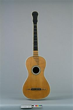 Guitare | Joseph Laurent Mast