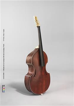 Basse de viole | Joachim Tielke