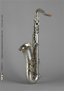 Saxophone ténor en do | Adolphe-Edouard Sax