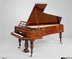 Piano à queue | Maison Pleyel