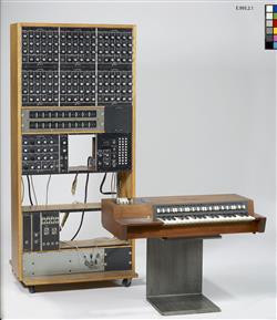 Synthétiseur de percussions   Moog, Robert