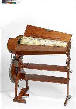 Harmonica de verre | Deudon, André-Charles-Ghislain