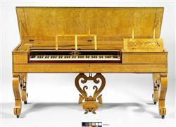 Piano carré   Jean-Henri Pape