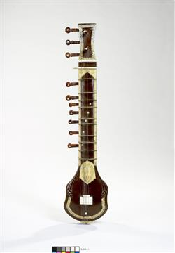 "Luth type ""sitar"" 